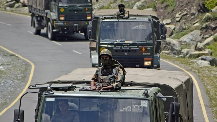 Where Only Eagles Dare: Indian Army's control of heights plays with Chinese nerves
