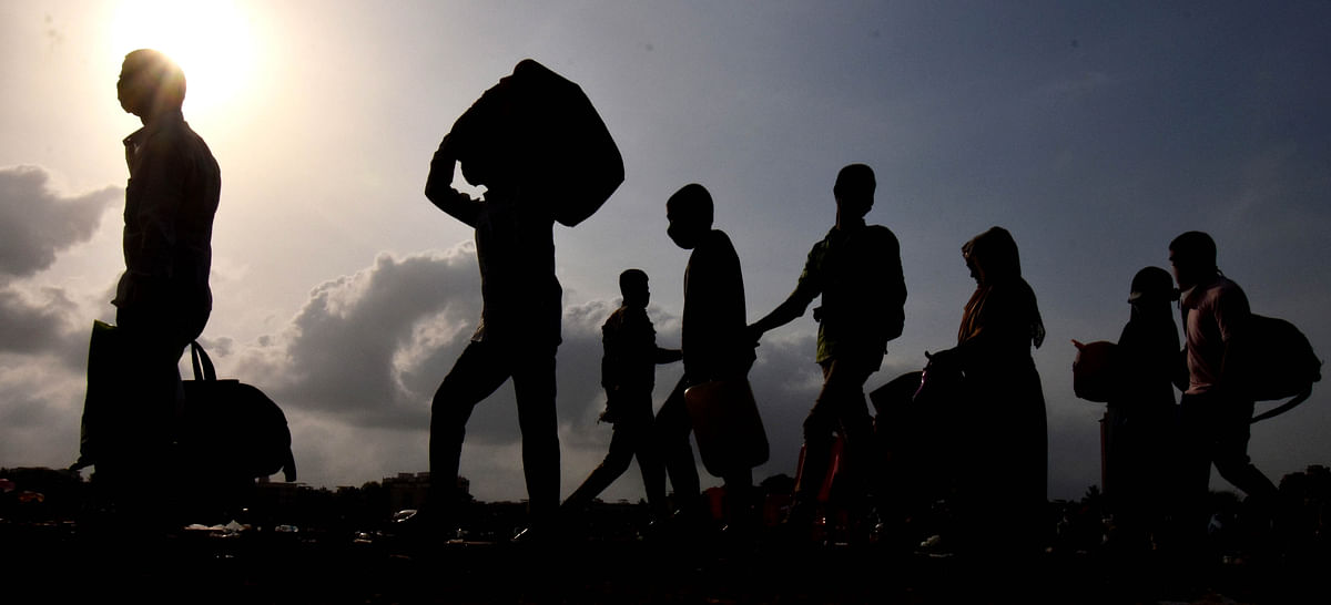 Coronavirus in Mumbai: Labourers who return home find themselves the new 'untouchables'