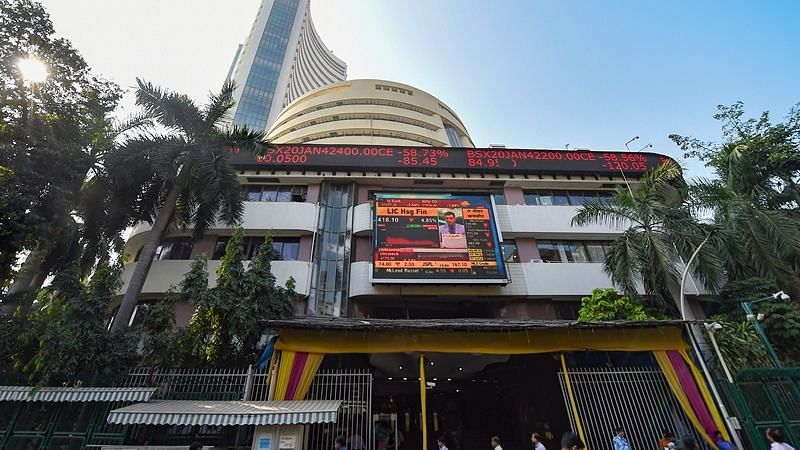 Market Update: Sensex surges 290 pts; Nifty reclaims 10,100 level
