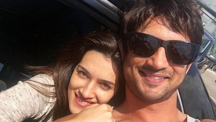 Is Kriti Sanon's poem about rain, storm and truth a comment on Sushant Singh Rajput case?