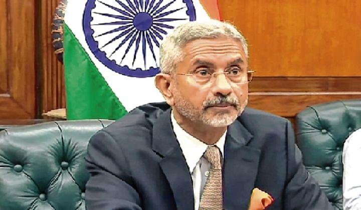 Union Minister S. Jaishankar