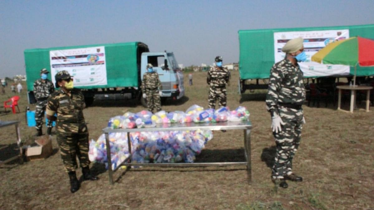 32,238 paramilitary personnel contracted COVID-19: Government