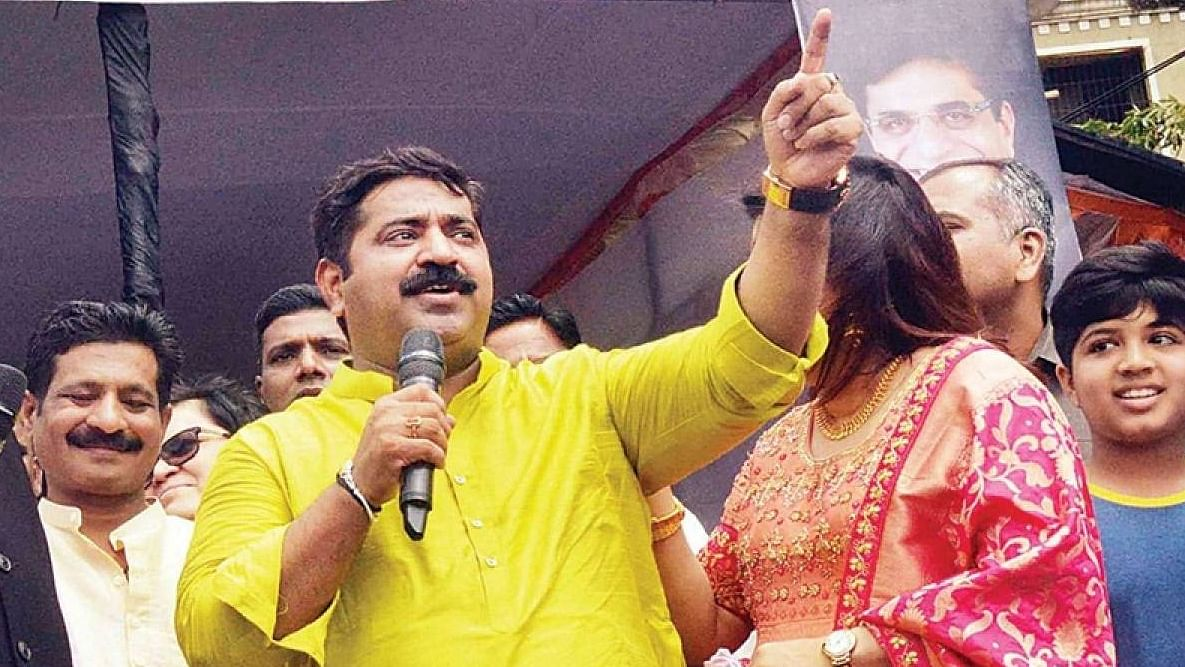 Maharashtra: Ram Kadam meets Governor over Arnab Goswami's arrest, to hold hunger strike tomorrow