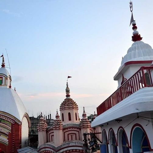 After 3 months, West Bengal's famous Tarapith temple welcomes devotees