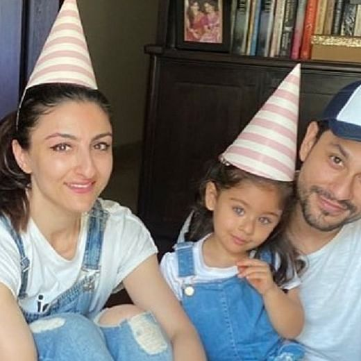 Inaaya brings positivity in our lives, says Kunal Kemmu