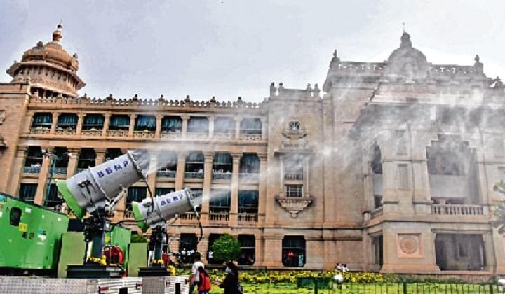 Community spread in parts of Bengaluru, opine experts