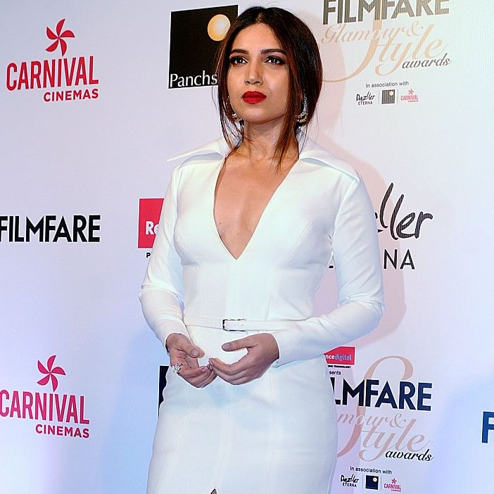 'One should accept the way you look,' says Bhumi Pednekar