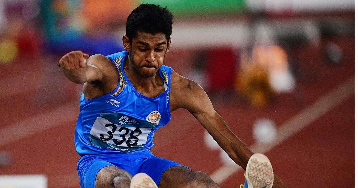 Sreeshankar, who holds national record of 8.20m, said lockdown was a blessing in disguise as he is now able to gauge his performance by studying minute details