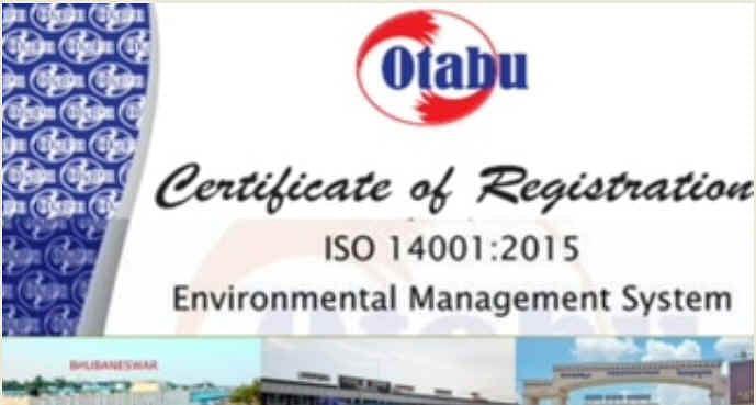 ISO 14001:2015 Certification to 14 stations over ECR for better environmental management