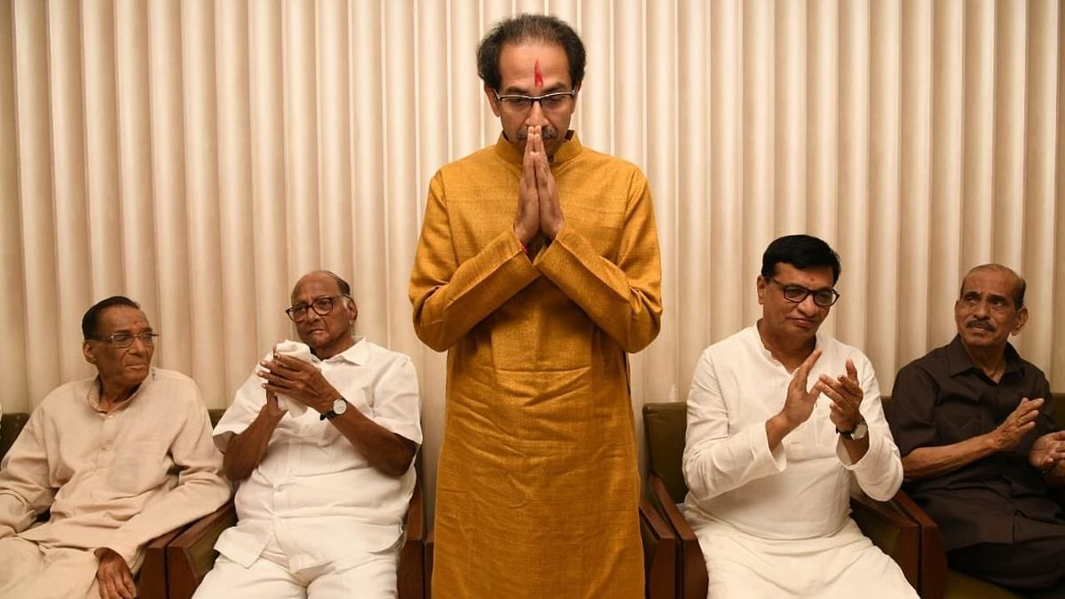 'Don't compel me to come after you': Maharashtra CM Uddhav Thackeray warns opposition