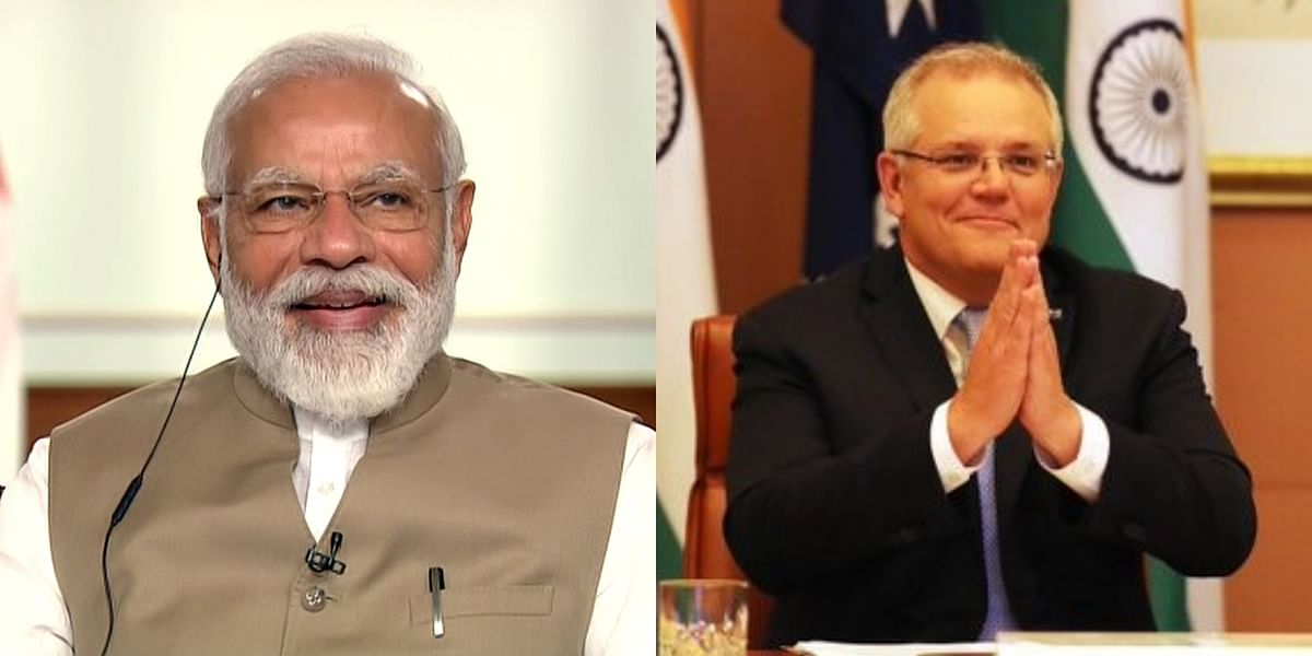 India, Australia ink landmark defense pact after Modi-Morrison online summit: Here's a list of deals signed during the summit