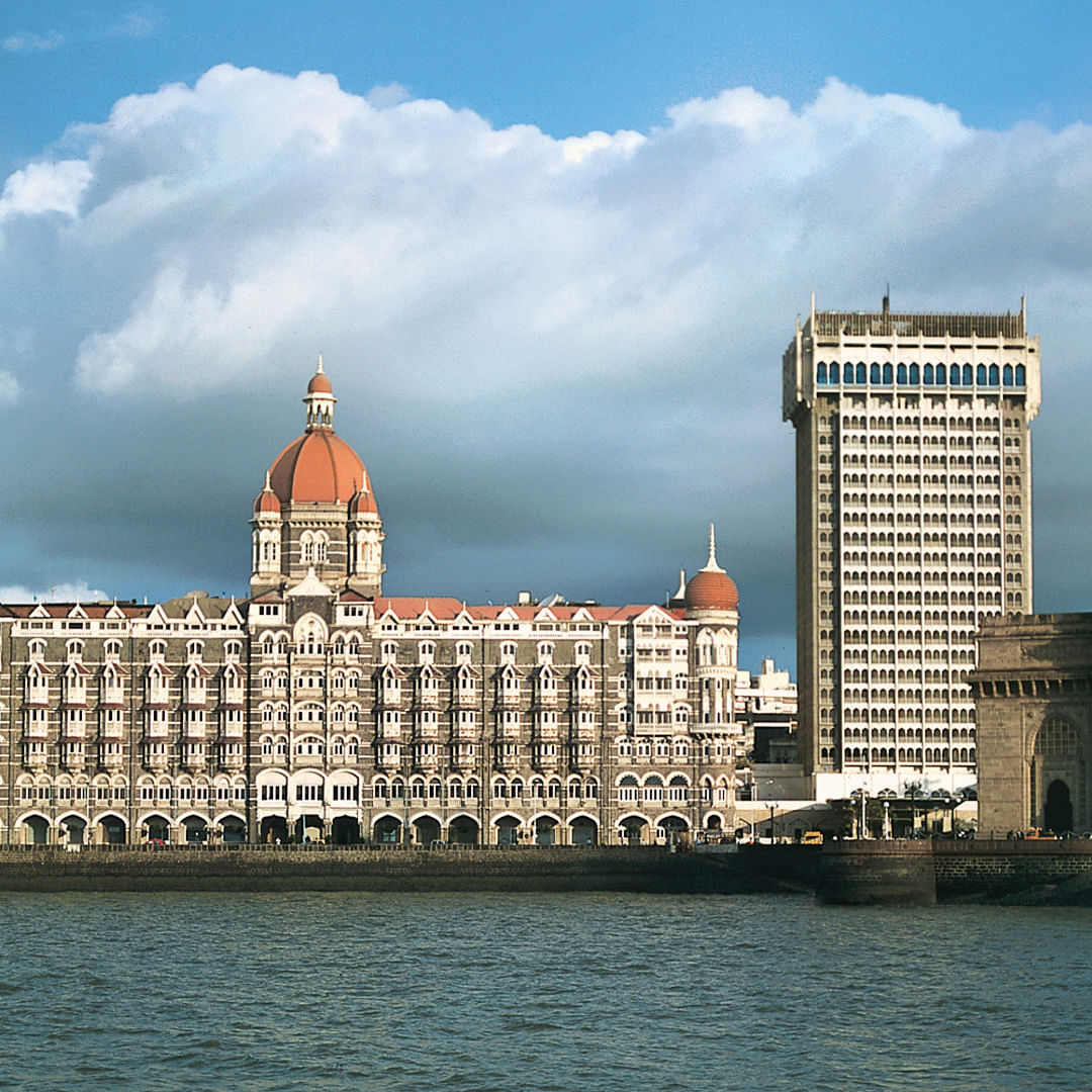 Mumbai's iconic Taj Hotel reopens with a slew of precautionary measures amid COVID-19 outbreak