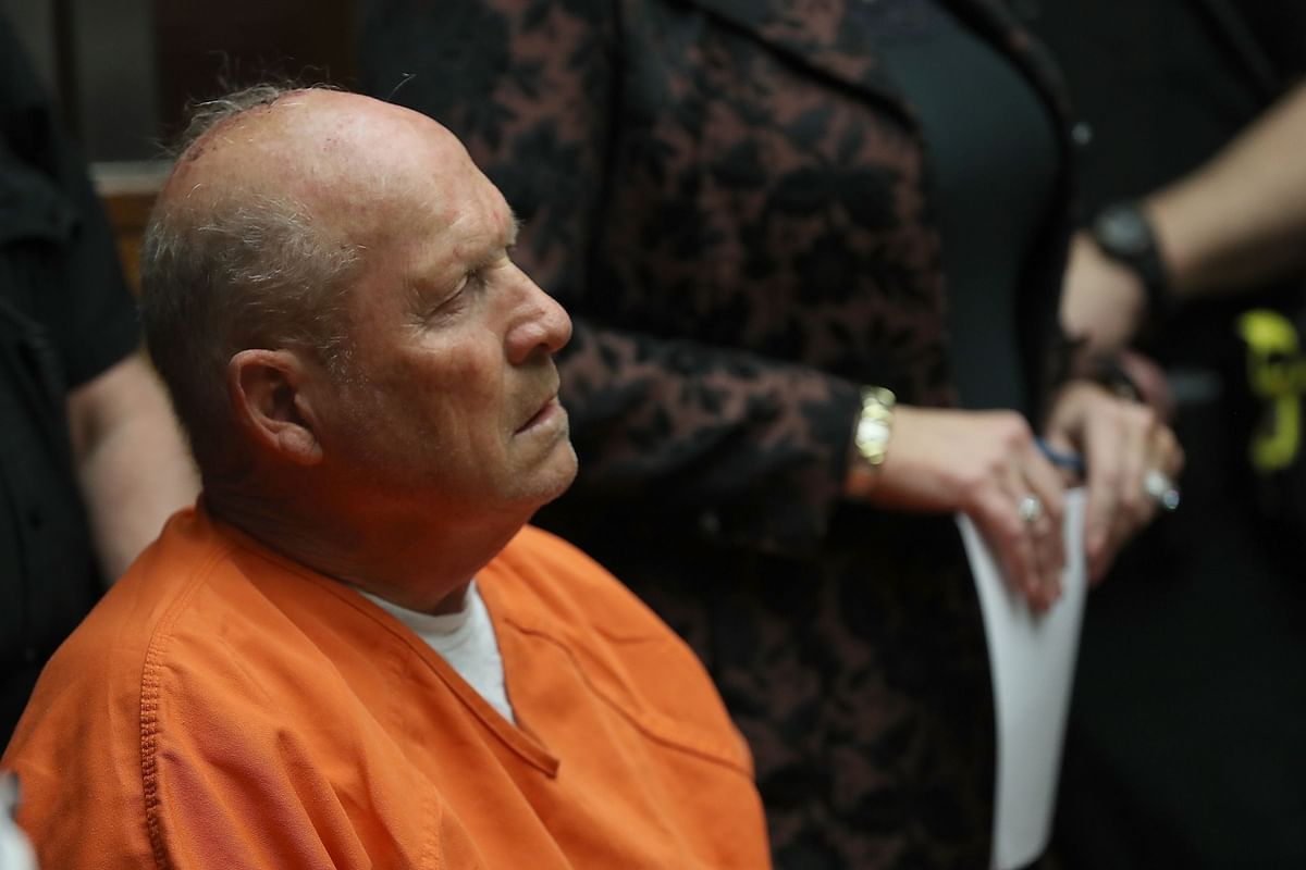 'Golden State Killer' who killed over 13 people and raped over 50 is 74-year-old police officer Joseph James DeAngelo Jr