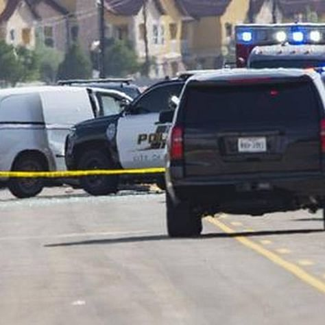 Five people injured after shooting in Texas