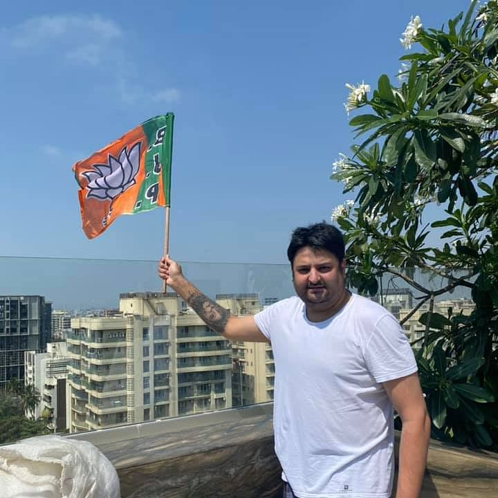 Who is Mohit Kamboj? Nationalist BJP leader who changed his surname to Bharatiya booked