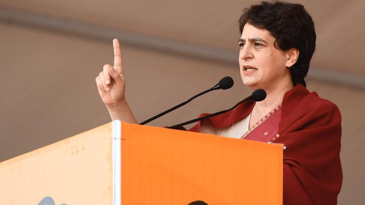 Priyanka Gandhi's attack on Yogi govt: Will only publicity provide employment?