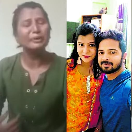 Kannada actress Chandana records her own suicide video while consuming poison