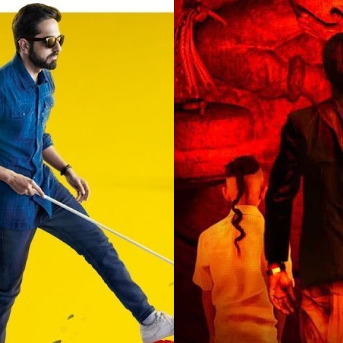 'Andhadhun' or 'Tumbbad'? Twitter users pick their favourite 'masterpiece'
