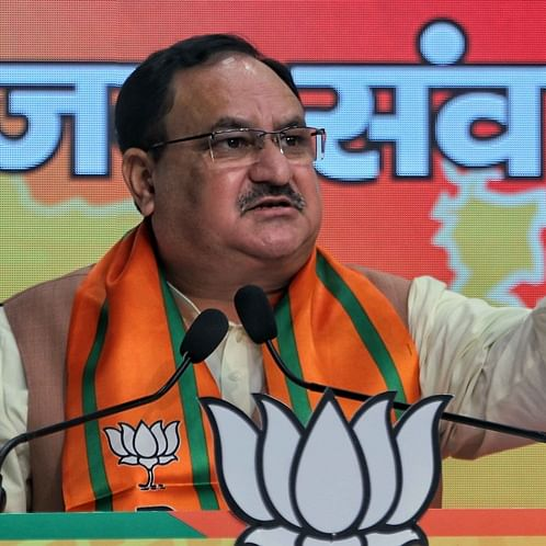 JP Nadda targets Congress, points out Sonia Gandhi-chaired PMNRF was donating to Sonia Gandhi-chaired Rajiv Gandhi Foundation
