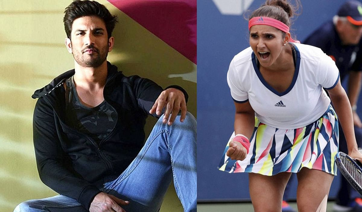'You said we would play tennis together': Sania Mirza mourns the loss of actor Sushant Singh Rajput