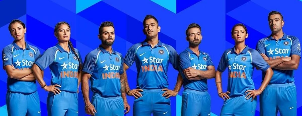 Indian team to get new kit sponsors?
