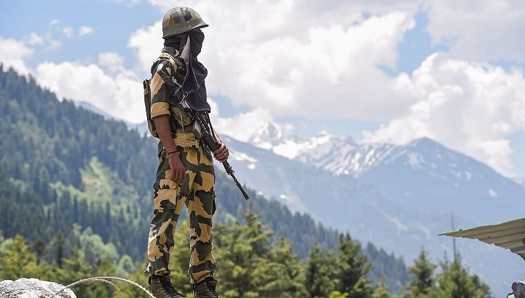 2 terrorists killed by security forces in Jammu and Kashmir's Tral area