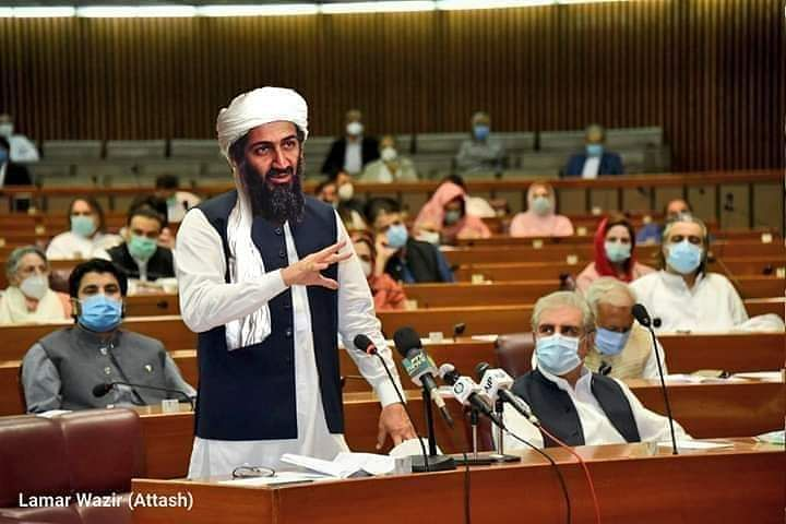 #ImranBinLaden trends on Twitter after Pakistan PM Imran Khan calls Osama Bin Laden 'shaheed'