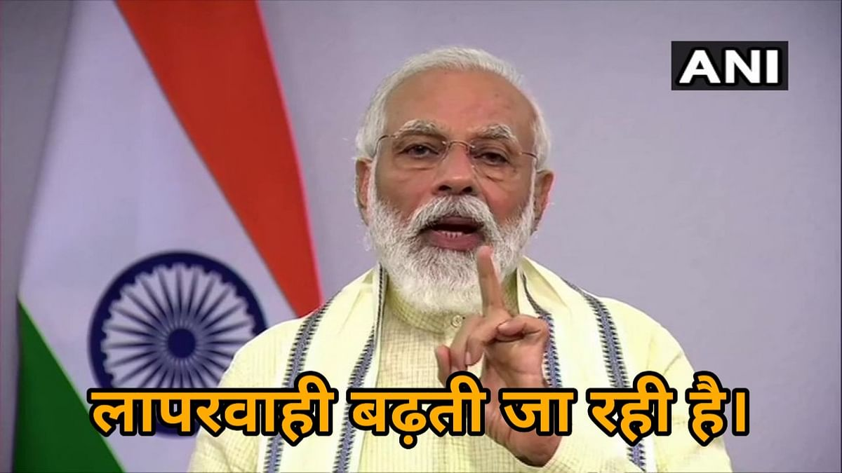 'Modiji's speeches only has memes for middle class': Twitter on PM Modi's latest speech