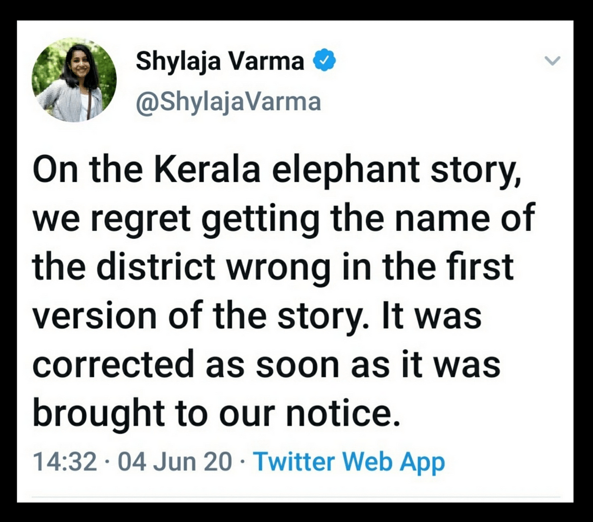 Kerala Elephant Death: Priti Gandhi's open letter to Justice Katju