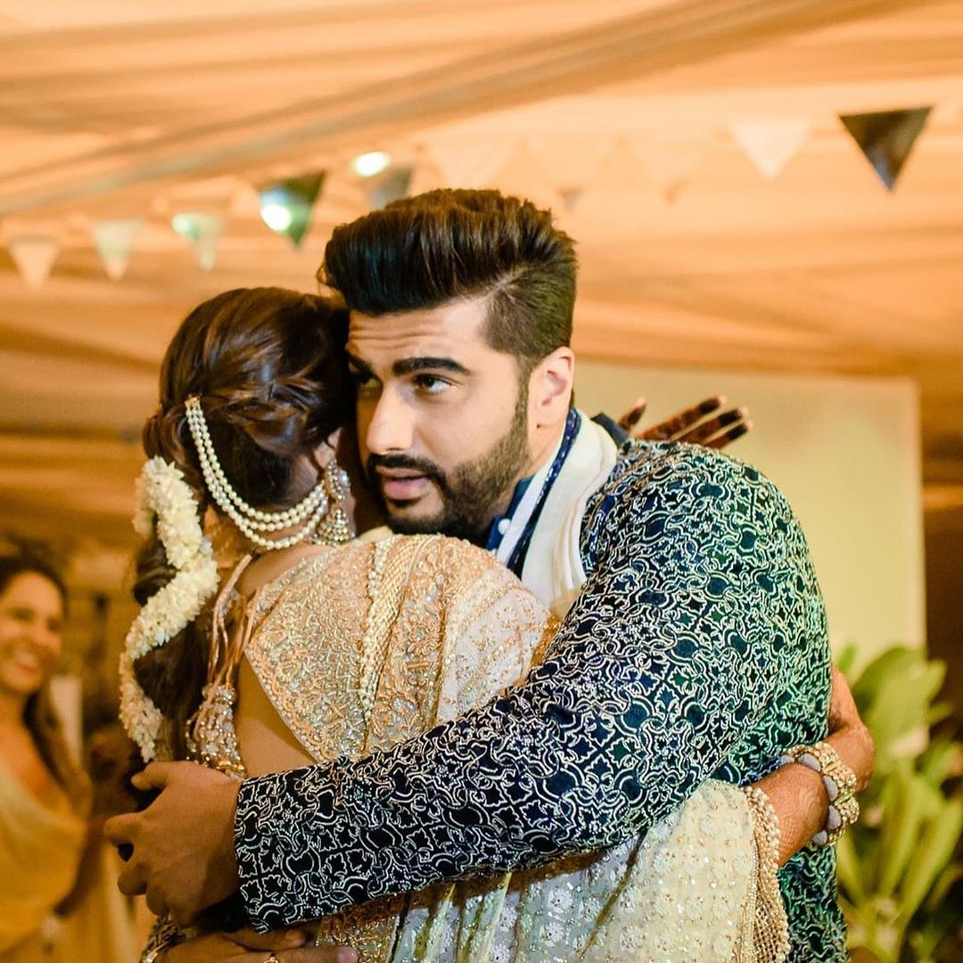 Sonam Kapoor Ahuja wishes 'darling brother' Arjun Kapoor on 35th birthday