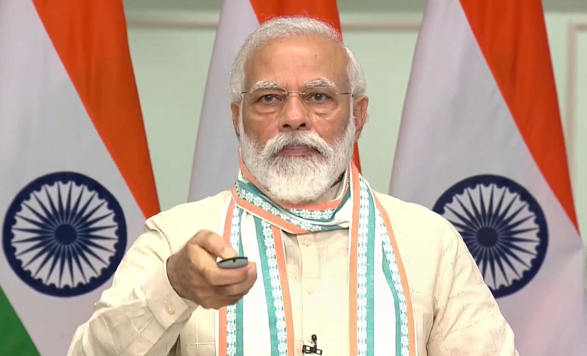 PM Modi to address nation at 4 PM: Where to watch live stream