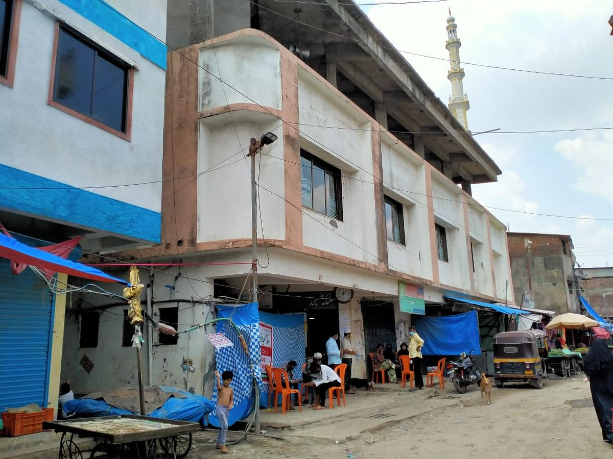 Masjid where the sick can breathe easy, Bhiwandi mosque turns into oxygen centre