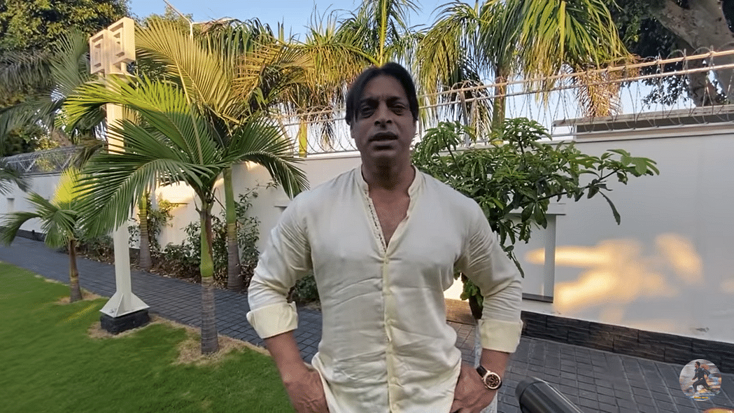 Shoaib Akhtar keen on working with PCB, says he is 'ready to leave the comfort'