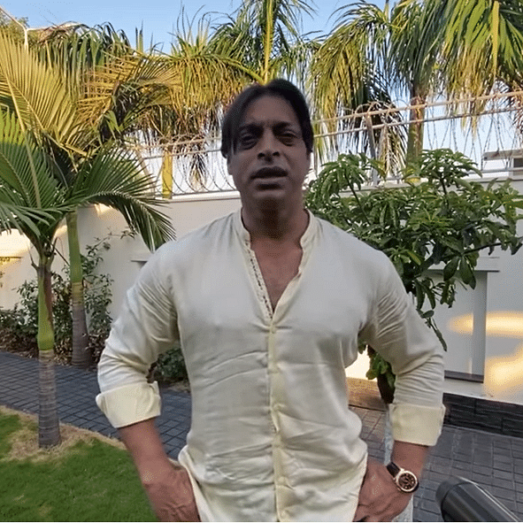 'Regret not having a word with him': Shoaib Akhtar on Sushant Singh Rajput