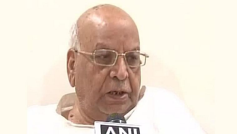 MP Governor Lalji Tandon on support system; hospital says condition is 'serious, but under control'