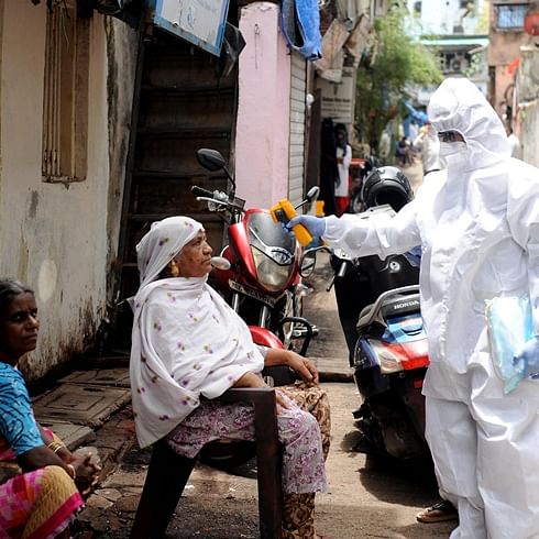 Coronavirus latest updates: India records 66,999 new COVID-19 cases, tally rises to 23,96,638