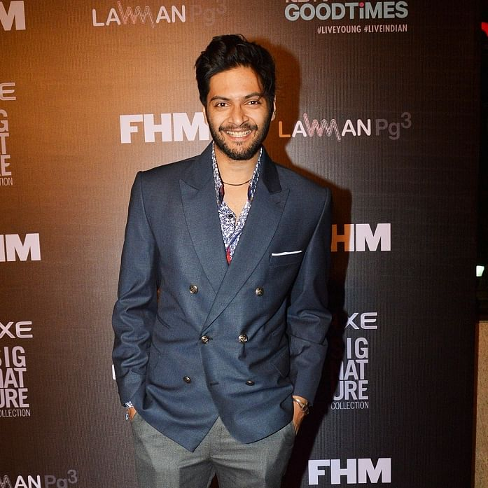 Ali Fazal to host webinar with former teacher