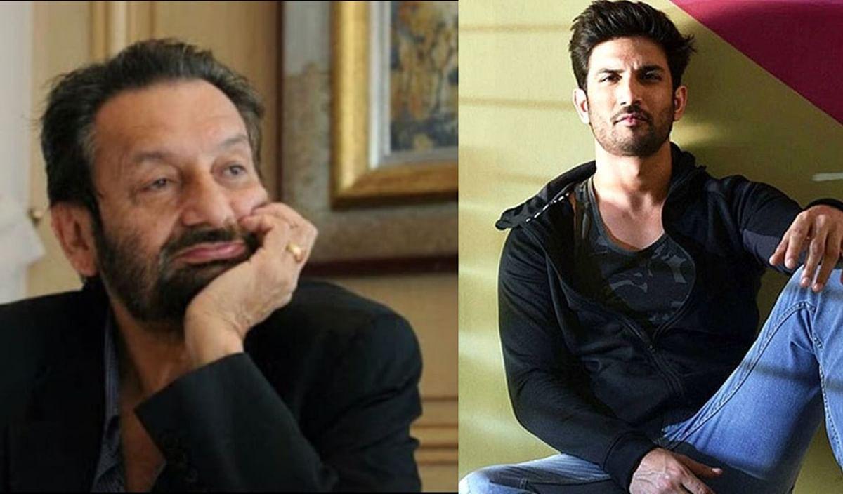 'Hum nahi banayenge Sushant ke saath': Shekhar Kapur reveals why 'Paani' producers shelved the film