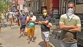 Coronavirus in Mumbai: Case doubling rate in three worst-hit wards improves
