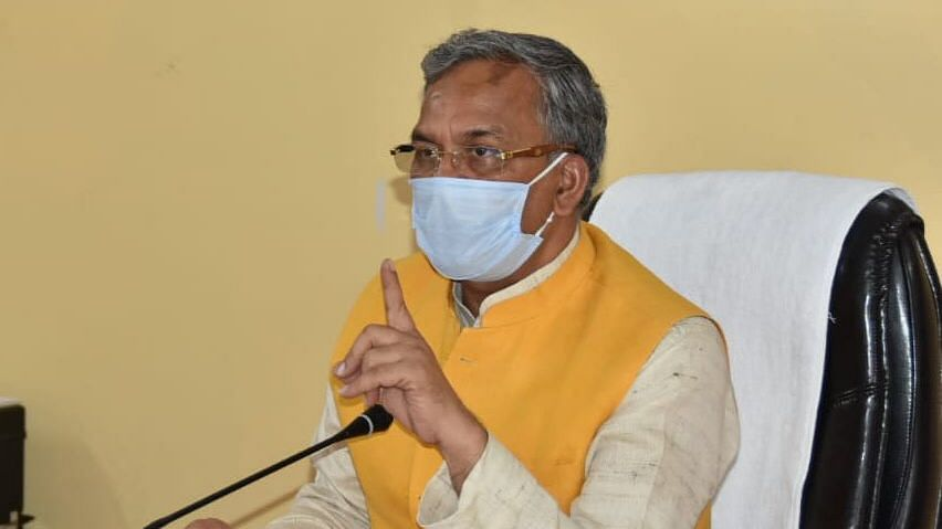 Uttarakhand CM Trivendra Singh Rawat tests positive for COVID-19, opts for home isolation