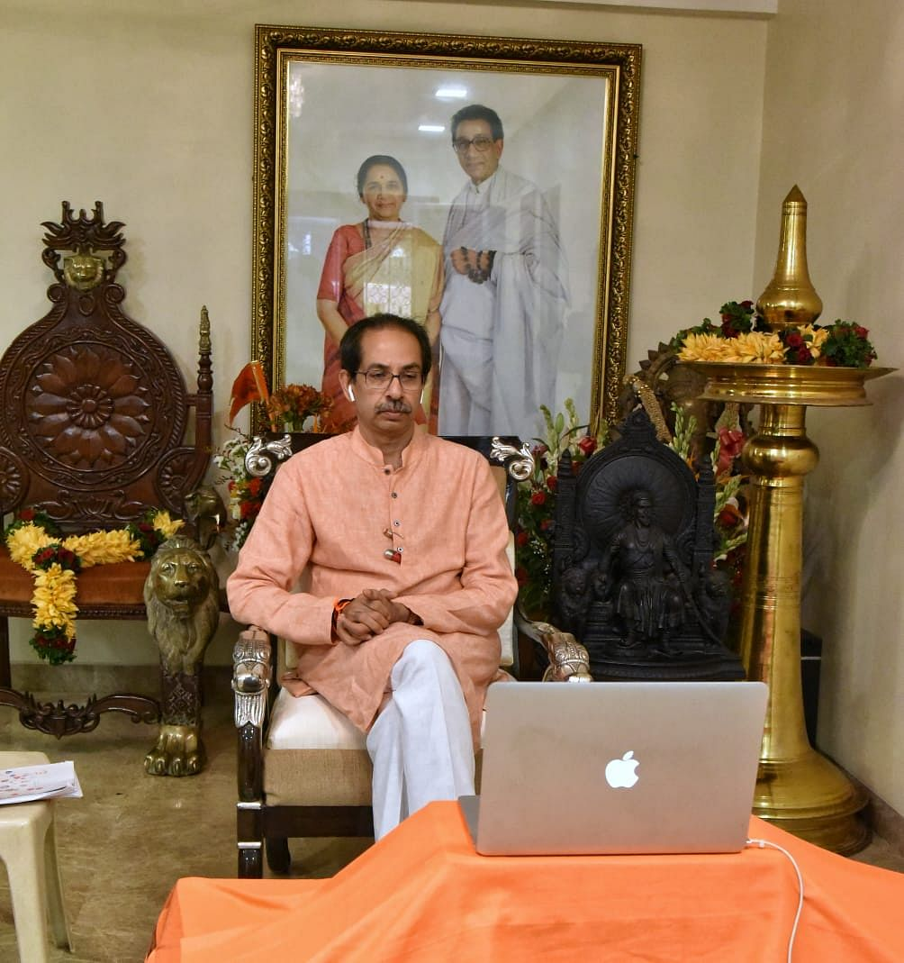 One day, a Shiv Sainik will be PM: Uddhav Thackeray