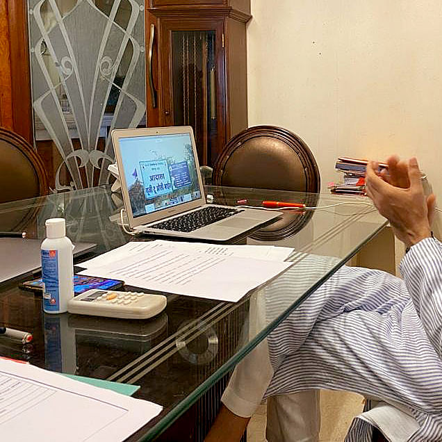 Maha CM Uddhav Thackeray talks to ex-officers, seeks ideas for economy revival