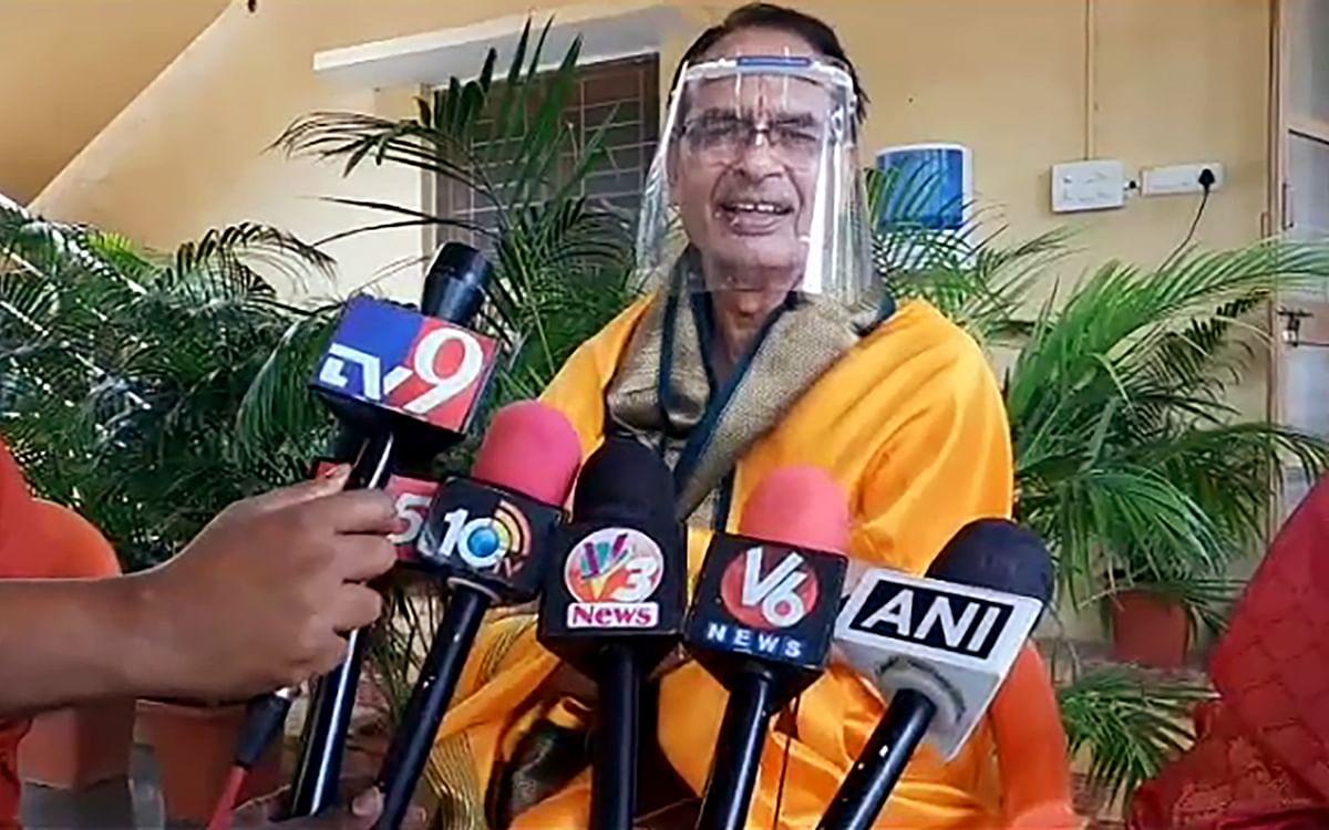 Madhya Pradesh: Portfolio allotment on Sunday, says CM Shivraj Singh Chouhan
