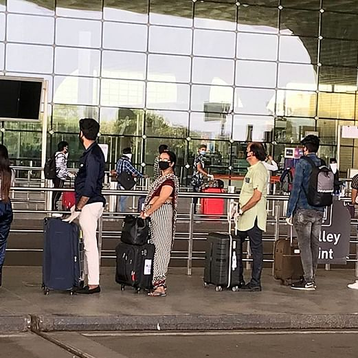 Mumbai airport caters to 391 flights, more than 42,000 passengers in 1st-week after flight resumption