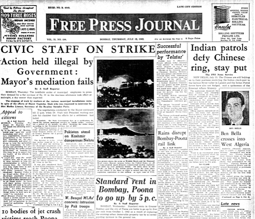 FPJ Flashback 1962: When India and China faced off before the war