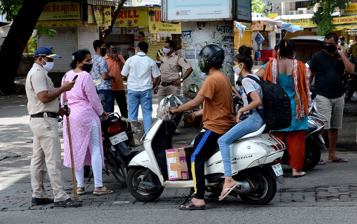 2,000 motorists in Thane face action for loitering