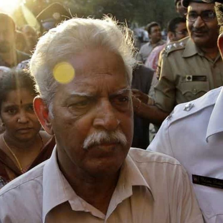 'State is trying to kill him, we have only one demand - don't kill him in jail': Varavara Rao's family