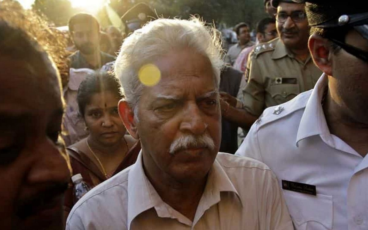 Elgar Parishad - Bhima Koregaon case: NIA summons Varavara Rao's sons-in-law