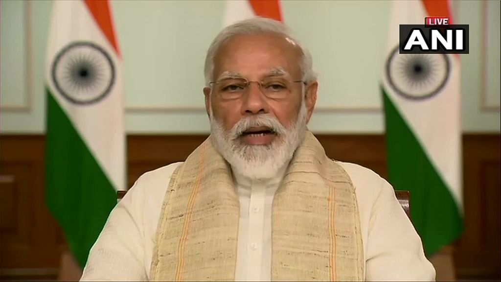 'India wants peace but...': PM Modi promises 'befitting reply' to China
