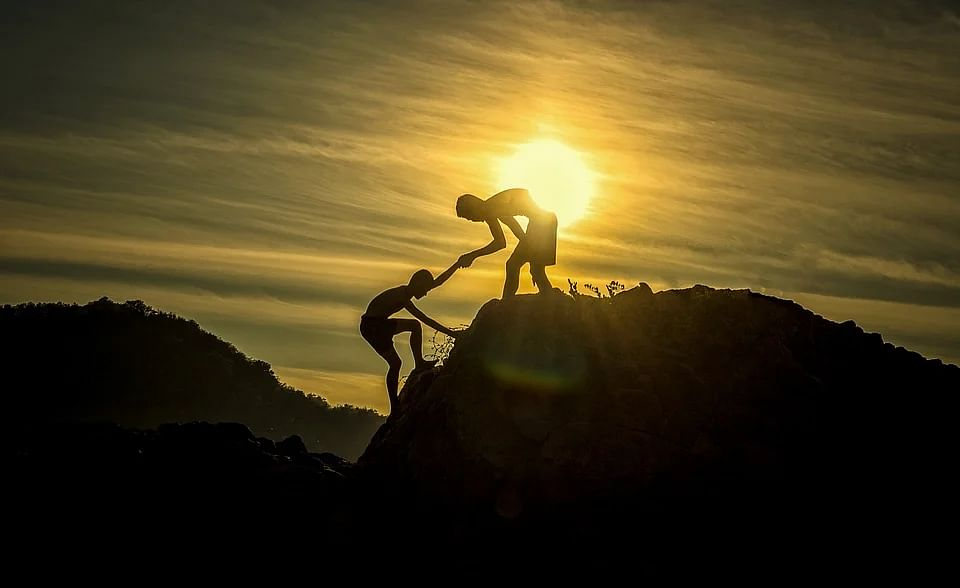 Guiding Light: We rise by lifting others